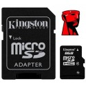 MICRO SD 8GB CON ADAPTADOR
