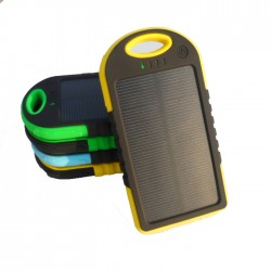 POWER BANK SOLAR ES500